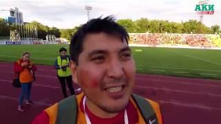 Первый матч сборной Кыргызстана после Кубка Азии // Влог спортивного журналиста