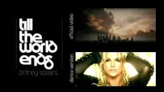 Till the World ends: Official Vs. Dance Version - Comparison Video