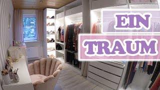 Mamas MEGA Ankleidezimmer Roomtour + Alltags Vlog