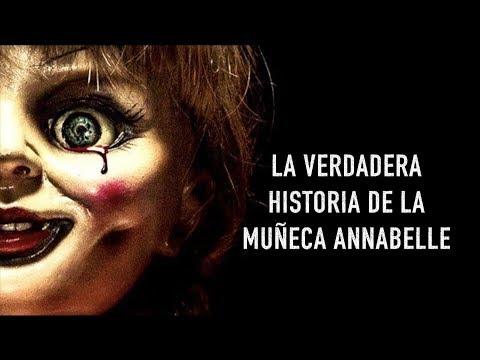 La Historia Real De La Muñeca Annabelle