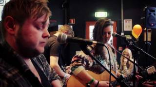 "Of Monsters And Men - ""King and Lionheart"" - live at Reykjavík Downtown Hostel - Iceland Airwaves"