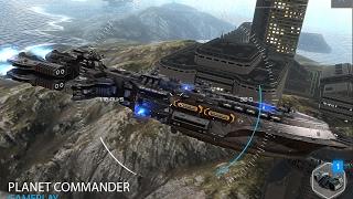 PLANET COMMANDER - МАСШТАБНЫЕ БИТВЫ НА КОСМИЧЕСКИХ КОРАБЛЯХ (Анонс игры на Android)
