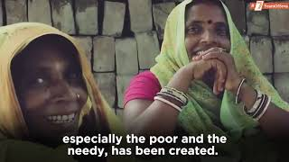 The Modi govt's fast-paced, multidimensional & scalable approach is lifting millions out of poverty.