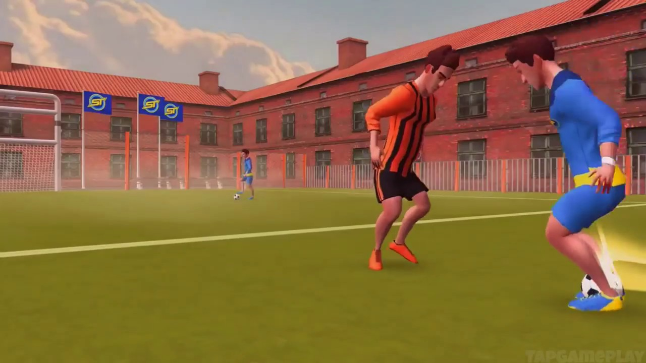 SkillTwins Football Game 2 on the App Store - iTunes