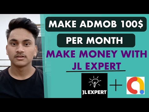 Daily 100$ Admob Earning Ft. JL Expert