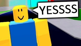 "I Gave People 150,000 Robux If They Said ""YES""... (Roblox)"