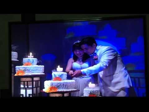 Đám cưới Thanh Ngọc tại nhà hàng sinh đôi
