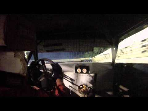 Creek County Speedway in-car GoPro 2