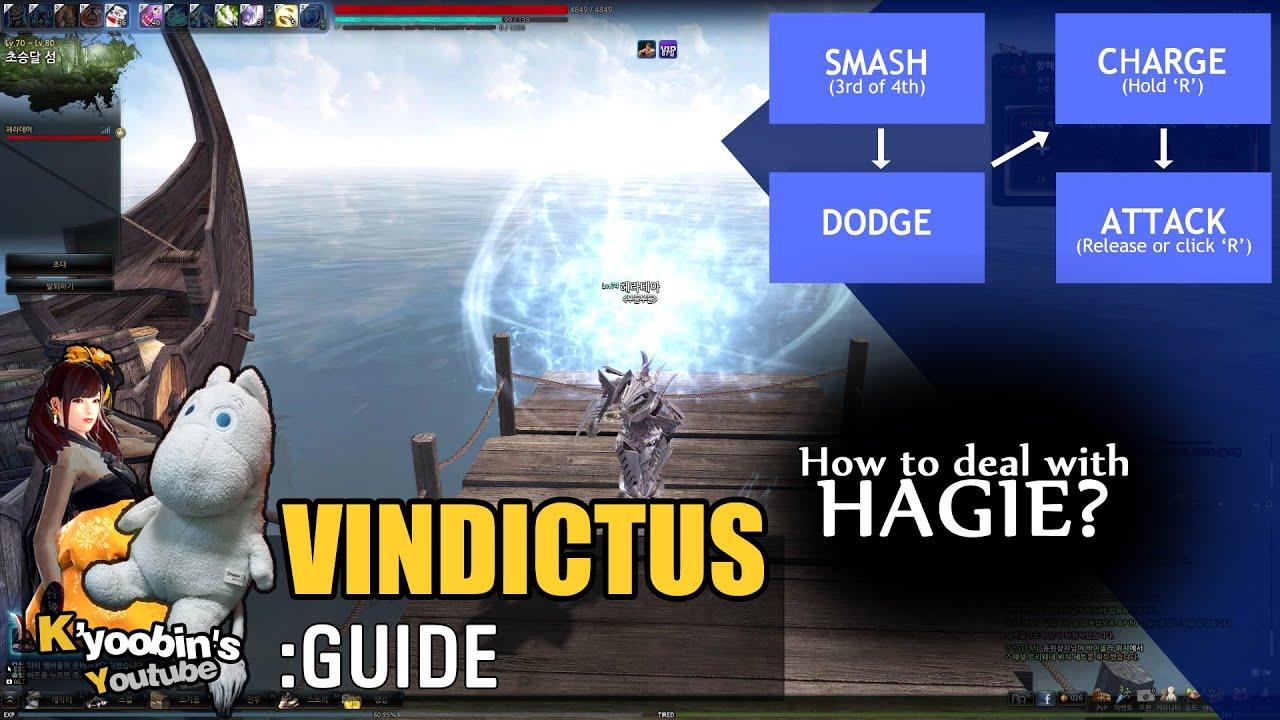 sylas vindictus build