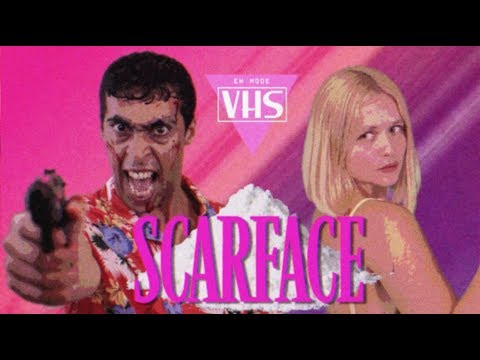 EN MODE VHS #6 SCARFACE (-12)