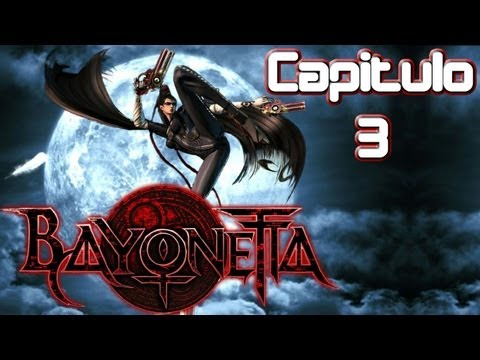 Bayonetta™ Walkthrough Guía    Sub Español   Capitulo 3 [HD 720p]