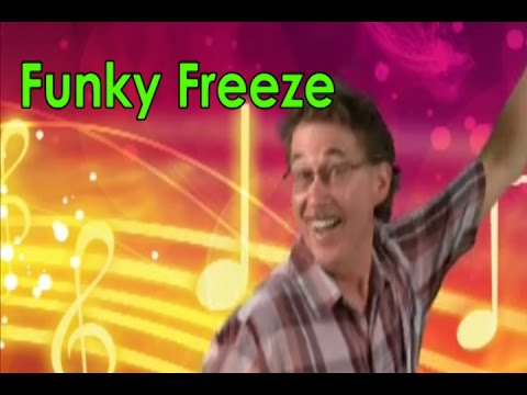 Freeze Dance  Freeze Dance Song  Funky Freeze  Jack Hartmann