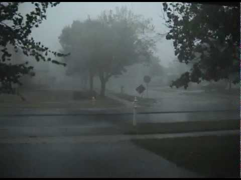 Carol Stream, Illinois Storm - July 1st, 2012