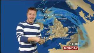 BBC Weather for the Week Ahead - 15th November 09