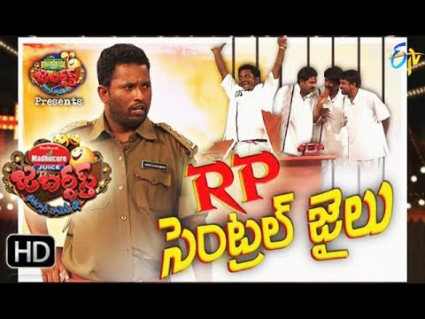 Jabardasth | 19th October 2017 | Full Episode | ETV Telugu
