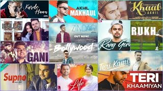 Top 15 song by akhil😍Akhil punjabi superstar's all song mix//Best of Latest punjabi song by akhil😍