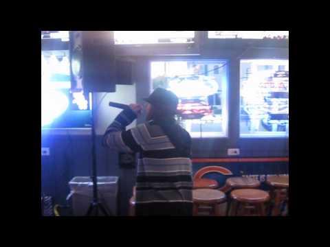Star 105.5 Karaoke Idol at Halftime's in Johnsburg