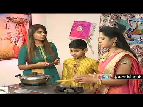 Sankranti Special Chit Chat With Kathi Karthika   ABN Telugu