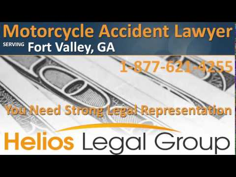 Fort Valley Motorcycle Accident Lawyer & Attorney - Georgia