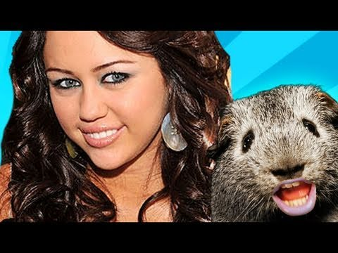 Miley Cyrus parties HARD!!!