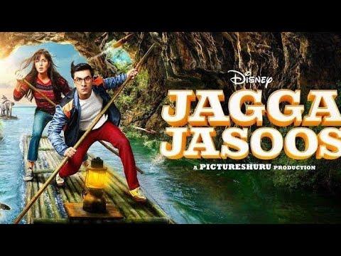 Download Jagga jasoos   full movie   HD 720p   ranbir kapoor, katrina Kaif   #jagga_jasoos review and facts