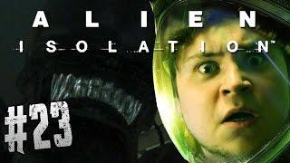 Alien: Isolation #23 | Das Schiff, es teilt sich! | Let