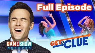 Get A Clue | FULL EPISODE | Game Show Network