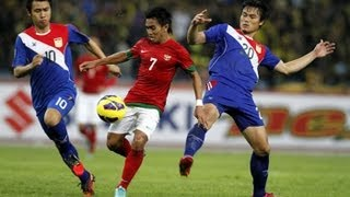 Indonesia vs Laos: AFF Suzuki Cup 2012