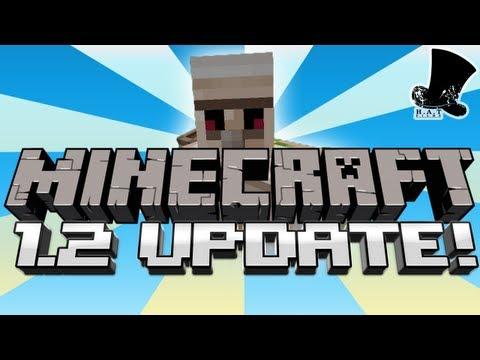 Minecraft 1.2 Trailer