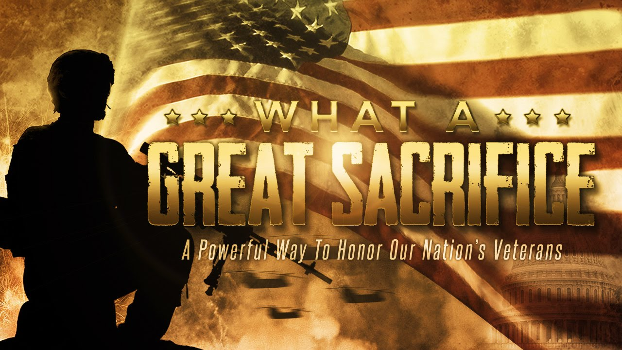 Image result for veterans sacrifice