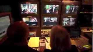 KRO/RKK 2013 ACHTER DE SCHERMEN VIERING IN SNEEK