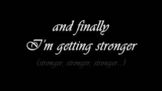 Sugababes- Stronger lyrics