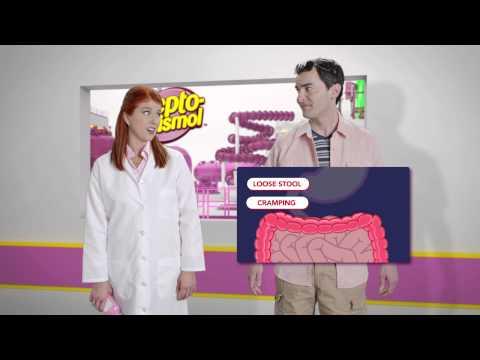 Pepto Laboratory Presents: How to Treat Traveler's Diarrhea