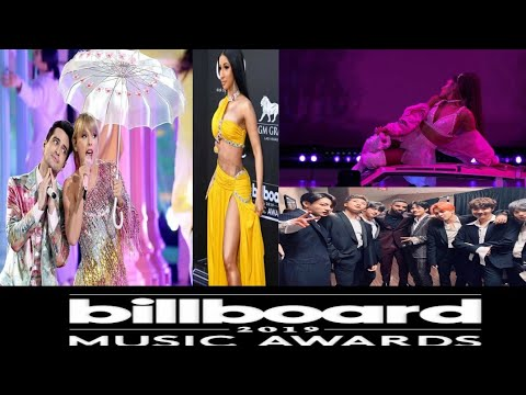 2019 Billboard Music Awards: Taylor Swift, BTS, Cardi b the Jonas Brothers and More