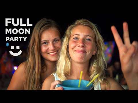 Full Moon Party 2015 | aftermovie [HD]