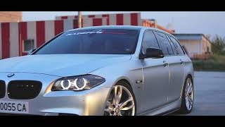 BMW 550 M Performance by Radeffs Garage § Astra Folio