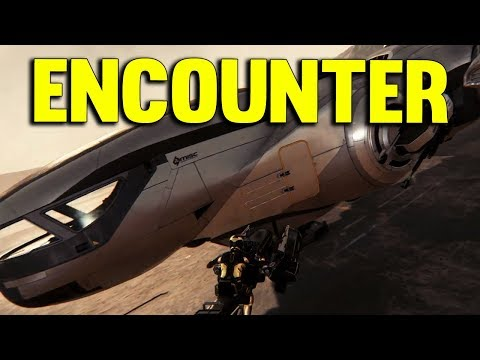 Star Citizen 3.0 - PLANETSIDE ENCOUNTER - Star Citizen Gameplay Lets Play #53