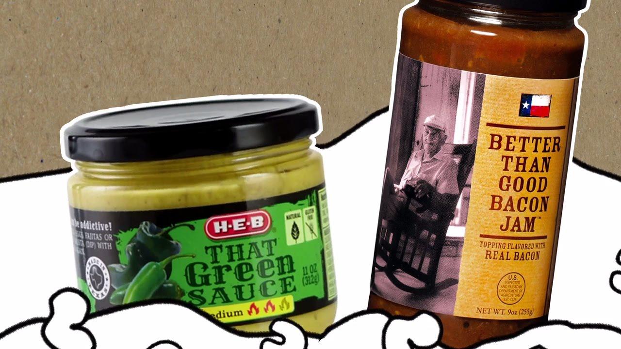 A Warm Welcome H E B That Green Sauce H E B Ships Nationwide Youtube