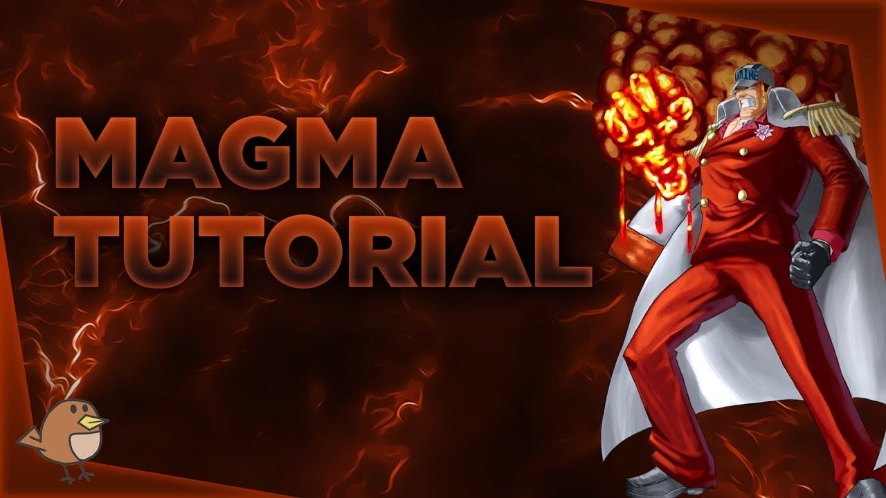 Grand Piece Online |TÜRKÇE| Şeytan Meyveleri #3 MAGU (Magma) ÖĞRETİCİ (Showcase)