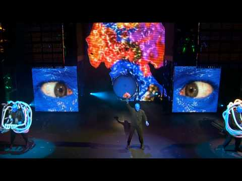 Blue Man Group Tour Trailer