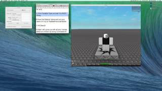 How to Change Your Name On Roblox Mac OS X!