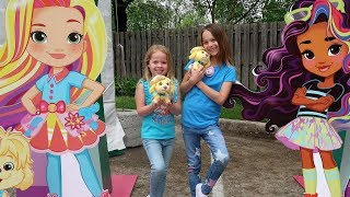 Checking out NEW Sunny Day Toys with Mattel and Nickelodeon