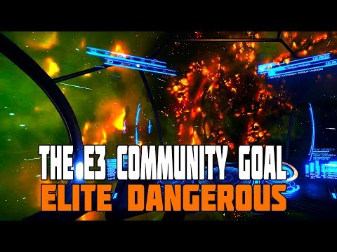 Elite Dangerous - The E3 Community Goal
