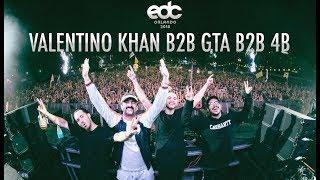 Valentino Khan B2b Gta B2b 4b  Edc... @ www.OfficialVideos.Net