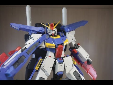 MG ZZ Gundam Ver Ka Review