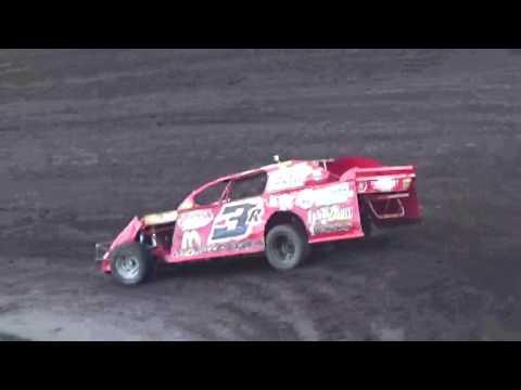 IMCA Sportmod Heat 1 Boone Speedway Boone Iowa 8/20/16