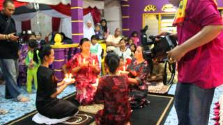 Tarian Lilin pengantin _ Budaya Pahang