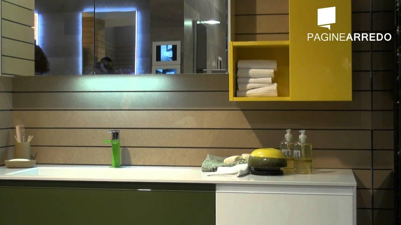 AZZURRA arredo bagno al Cersaie 2013 - YouTube