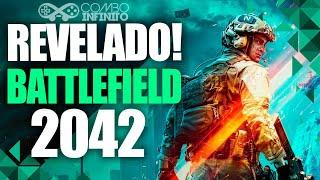 BATTLEFIELD 2042 REVELADO COM TRAILER INSANO!! REACT E DETALHES!
