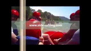 Side Türkei Outdoor Spezialist Incentive Event Rafting Canyoning Adventure